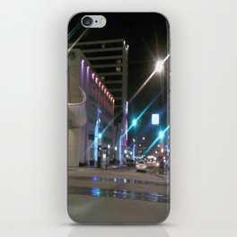 Cue the Laser Show iPhone Skin
