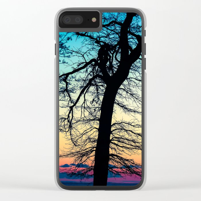 More Than I Can Say Clear iPhone Case