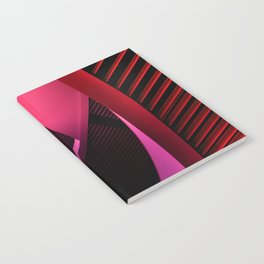 Urban Beauty in Pink Notebook