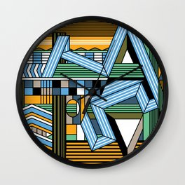 jerez Wall Clock