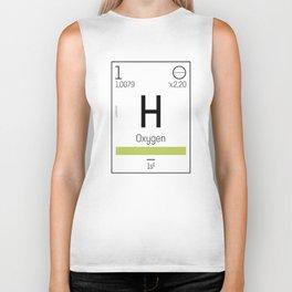 Oxygen - chemical element Biker Tank