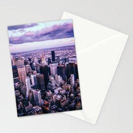 New York City // Retro 32 Stationery Cards