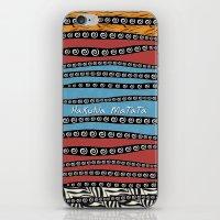 hakuna iPhone & iPod Skins featuring HaKuNa MaTaTa by Detailicious