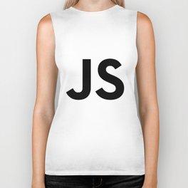 Javascript (JS) Biker Tank
