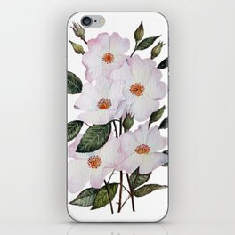 Roses Ballerina iPhone Skin