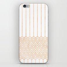 Art Deco No. 1 Freda iPhone & iPod Skin