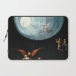 Hieronymus Bosch - Ascent of the Blessed 1504 Laptop Sleeve
