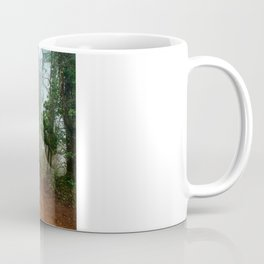 Foggy Woodland Coffee Mug
