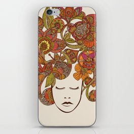 Its all in your head iPhone Skin