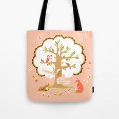 Les Amis - Dawn Colorway Tote Bag