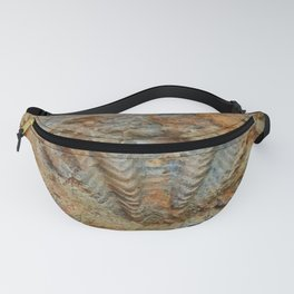 Shell Fossil Fanny Pack