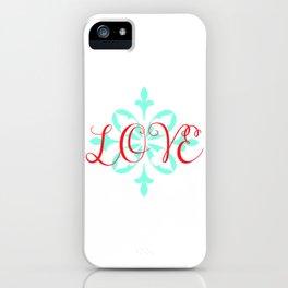 Beautiful Love iPhone Case