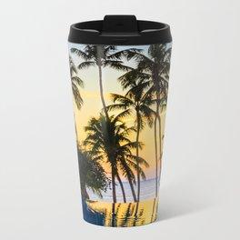 Paradise Metal Travel Mug