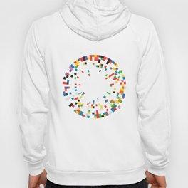 Rainbow Data Hoody