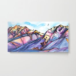 Valley of Dreams Metal Print