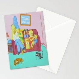 Family Values Stationery Cards
