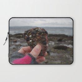 A Rock: Alki Beach Laptop Sleeve