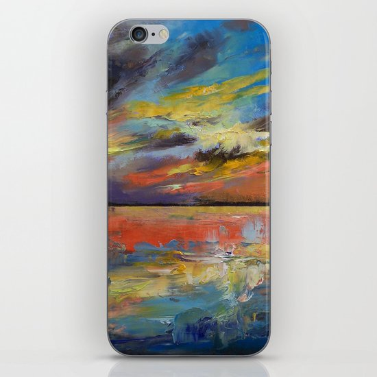 Key West Florida Sunset iPhone & iPod Skin