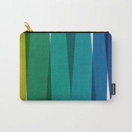 Stripes I Carry-All Pouch