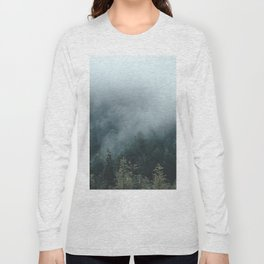 The Smell of Earth - Nature Photography Long Sleeve T-shirt