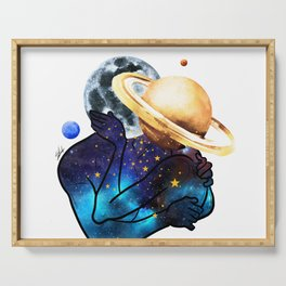 Planets love. Serving Tray