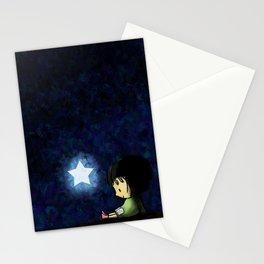light of literacy Stationery Cards
