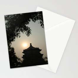 Peking Pagoda Stationery Cards
