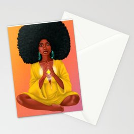 Shine Thru Stationery Cards