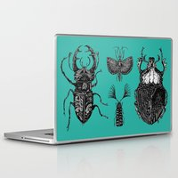 insects Laptop & iPad Skins featuring Insects by Ejaculesc