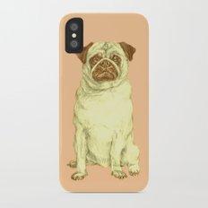 Pug Life iPhone X Slim Case
