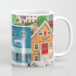 Where the Buoys Are Coffee Mug