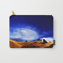 Orange Hill Carry-All Pouch