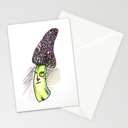 Mushroom Fam Proper Bobbie Stationery Cards