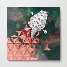 """Aerospace Angel"" By: Allan Calangan Metal Print"