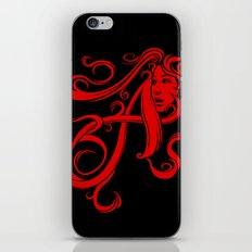 Scarlet Letter iPhone Skin
