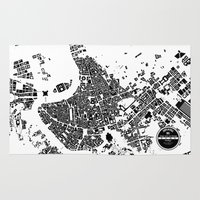 rome Area & Throw Rugs featuring ROME by Maps Factory