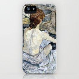 Henri De Toulouse Lautrec -  Rousse iPhone Case