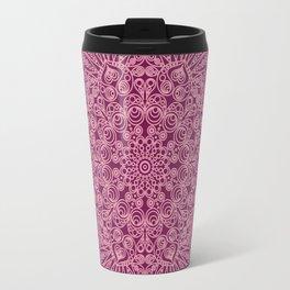 Spring Mandala VI Travel Mug