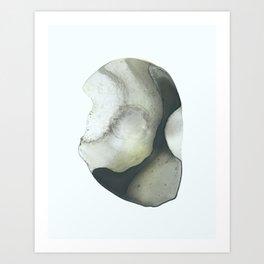 Inner Core Art Print
