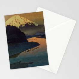 Sunset at Aga Stationery Cards