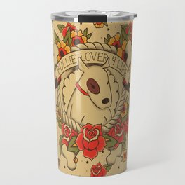 Tattoo Terrier Travel Mug