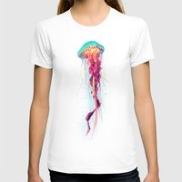 T-shirts featuring Jellyfish by Nikittysan