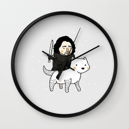 Jon Wall Clock