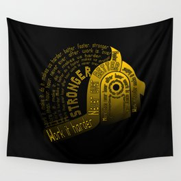 Stronger Wall Tapestry