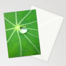 water pearl Stationery Cards