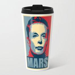 Elon Musk Mars Travel Mug