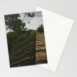 Kathmandu City Roof Tops - Architecture 02 Stationery Cards