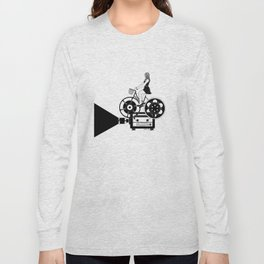 Cinema Paradiso Long Sleeve T-shirt
