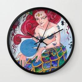 Oceaniidae Wall Clock