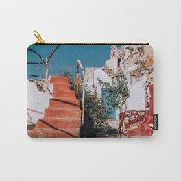 No Trespassers | Santorini, Greece Carry-All Pouch